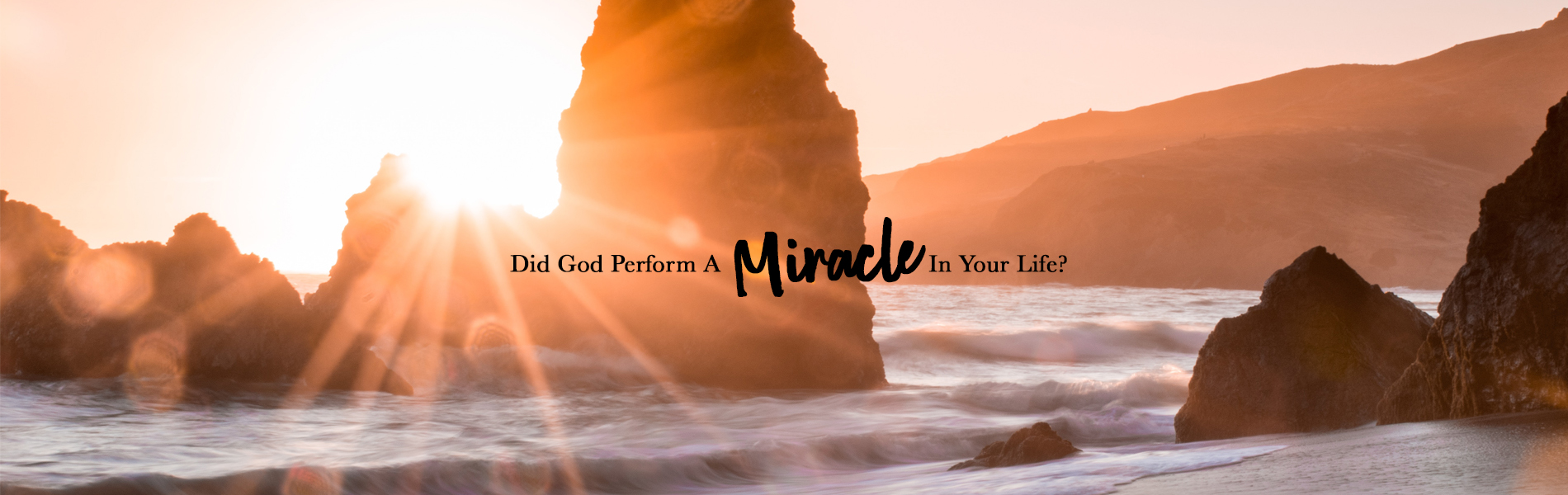 Did-God-Perform-A-Miracle-In-Your-Life New Creation TV | Broadcasting the Gospel of Jesus