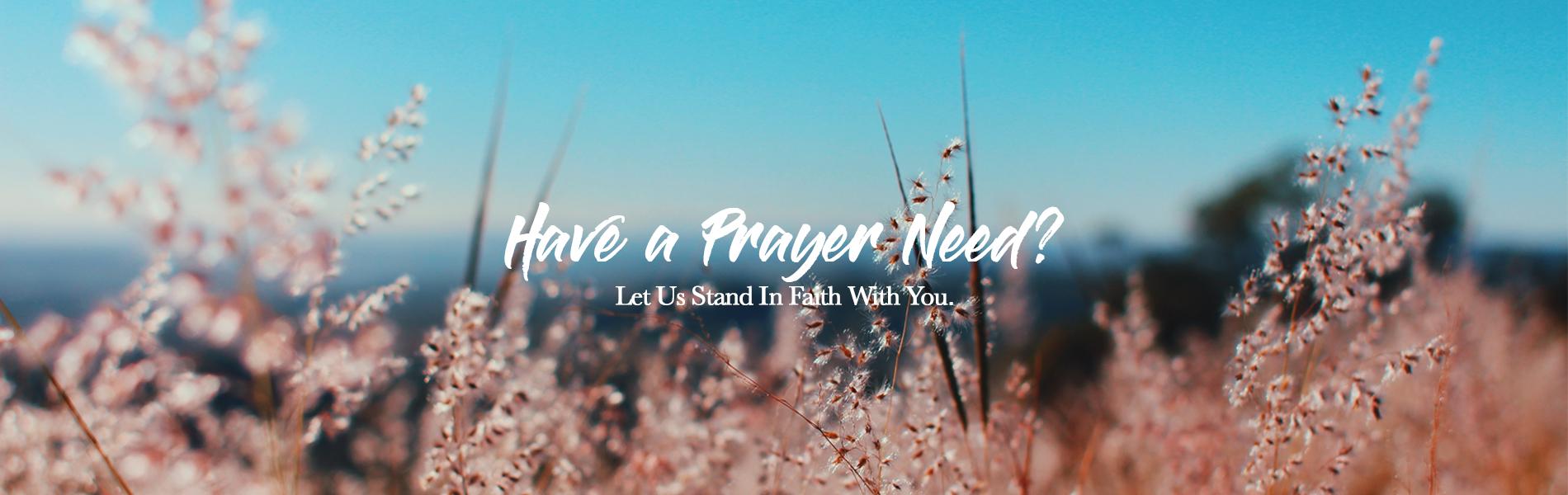 Prayer-Request Home | New Creation TV | NCTV