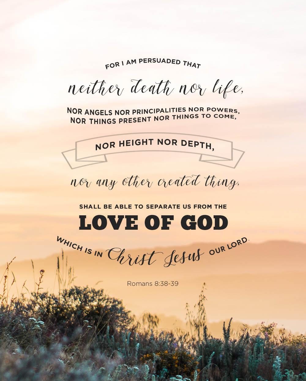 170518_Verse_Card_RomansEnglish God's Promises